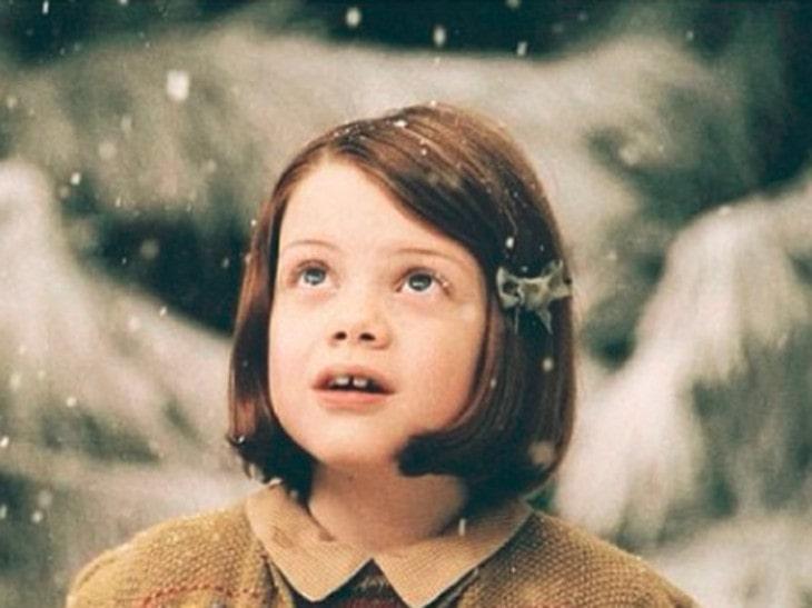 Łucja, Narnia