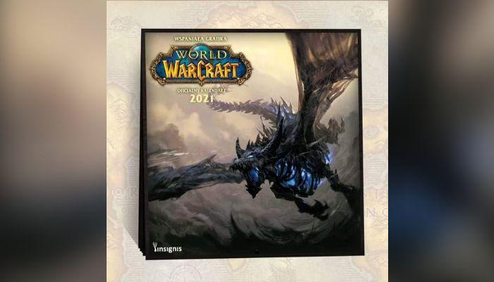 """Niesamowity gadżet dla fanów uniwersum """"World of Warcraft"""""""