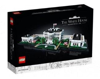 LEGO Architecture Biały dom