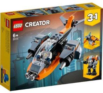 LEGO Creator Cyberdron