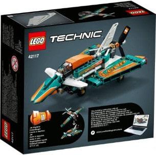 LEGO Technic samolot wyścigowy