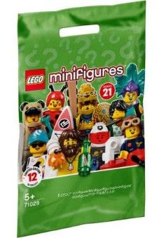 LEGO Minifigures minifigurki