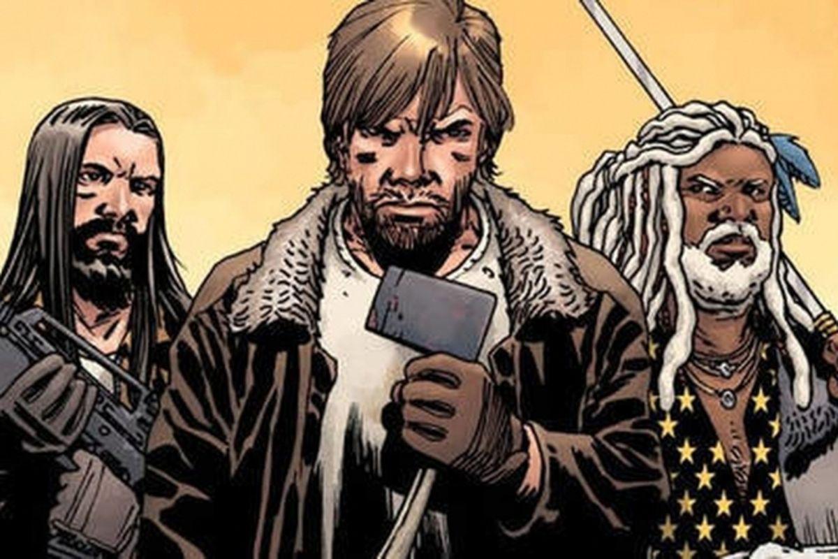 The Walking Dead – komiks