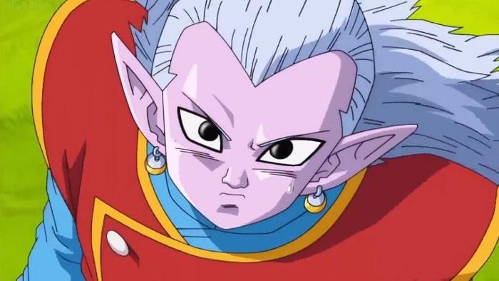 Kibitoshin z Dragon Ball