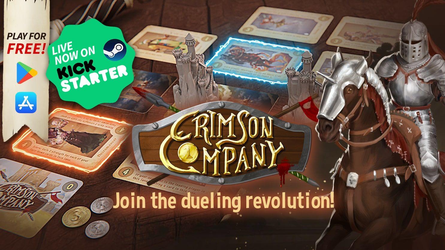 """Kampania wspierająca grę """"Crimson Company"""" wciąż trwa!"""