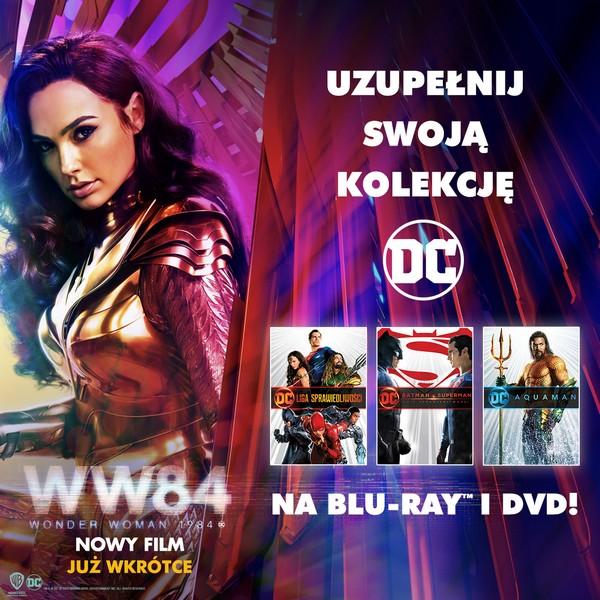 Uzupełnij swoją kolekcję superbohaterów z DC Universe!