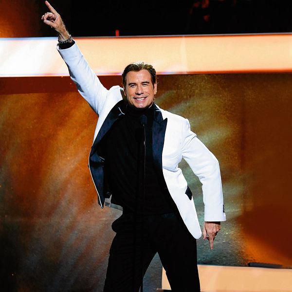 Nie tylko aktor, ale i piosenkarz. Dziś urodziny obchodzi John Travolta