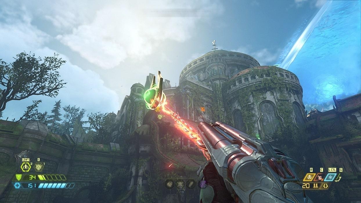 Doom Eternal 02 graphics