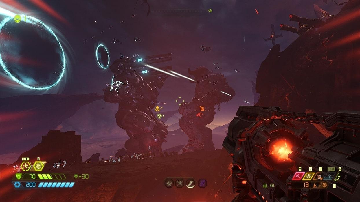 Doom Eternal 04 graphics