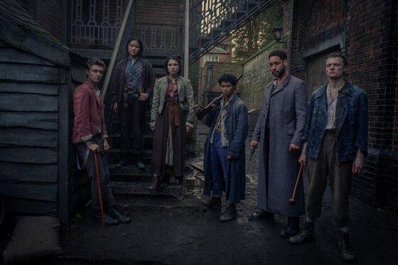 """""""Ferajna z Baker Street"""" – oficjalny teaser nowego serialu"""