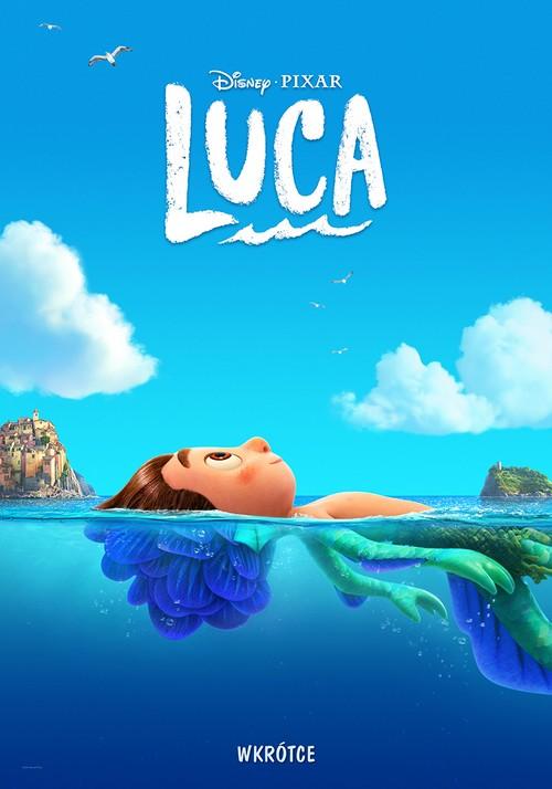 Luca Disney Pixar_plakat
