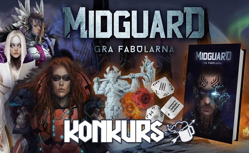 [ZAKOŃCZONY] Konkurs: Najlepszy nordycki bóg. Zdobądź MidGuard RPG!
