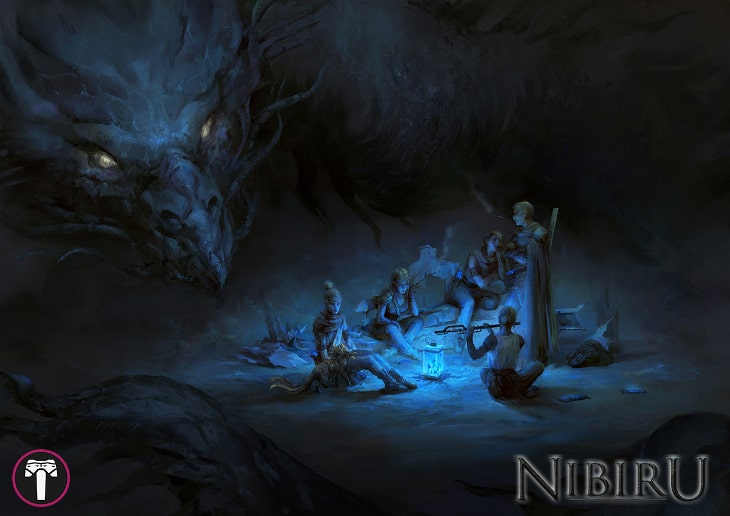 Lamplight, the Nibiru role-playing game