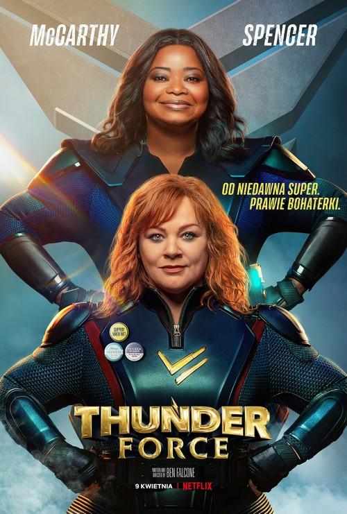 Thunder-Force- plakat