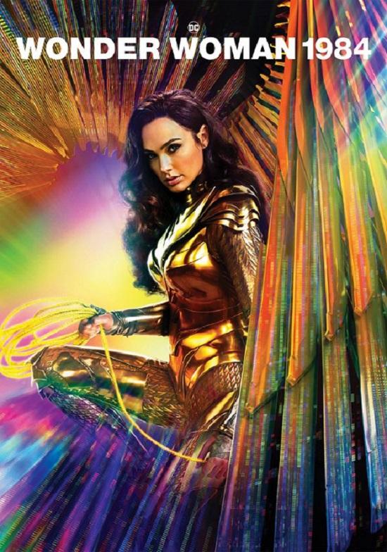 """""""Wonder Woman 1984"""" już wkrótce dostępna na DVD i Blu-ray!"""