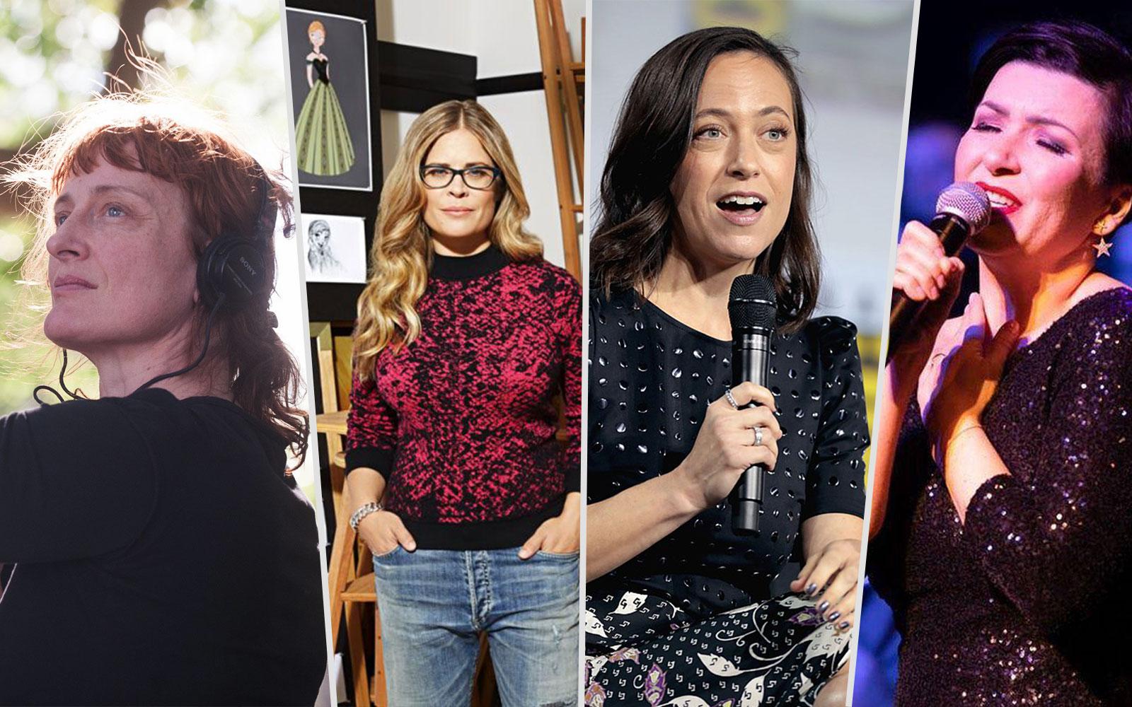 Szefowe i artystki - nasza topka utalentowanych kobiet w filmie i serialu