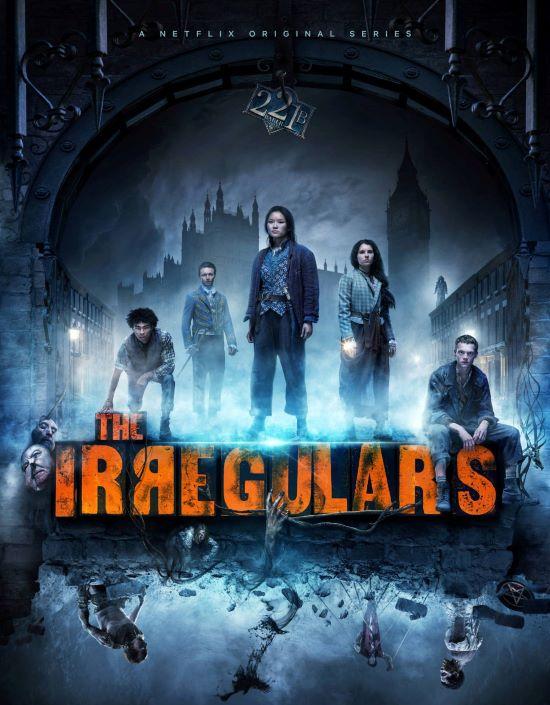 """Zwiastun """"The Irregulars"""", serialu ze świata Sherlocka Holmesa"""