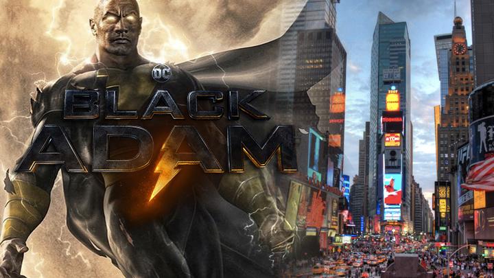 """Dwayne ,,The Rock"""" Johnson w nieszablonowy sposób ujawnił datę premiery filmu ,,Black Adam"""""""