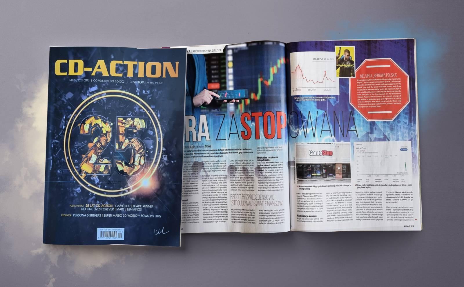 Ćwierćwiecze z CD-Action