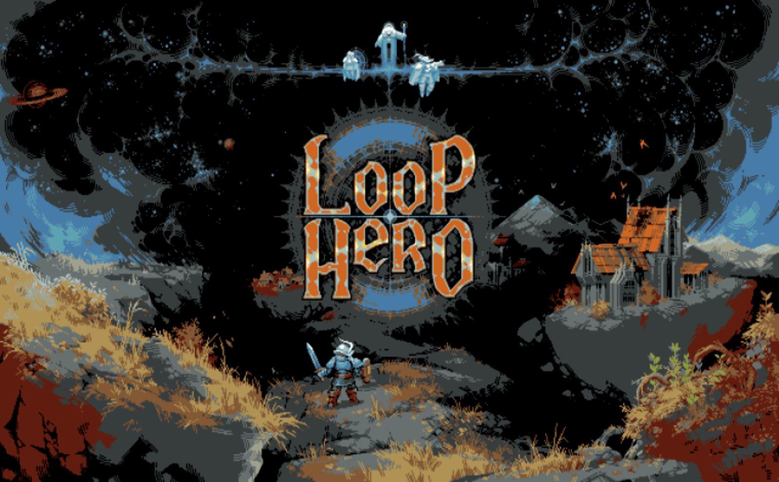 """Chociażbym chodził ciemną doliną... – recenzja gry """"Loop Hero"""""""