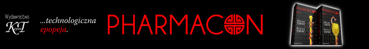 Pharmacon thriller Sci-Fi