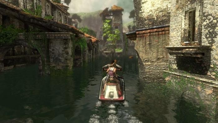 Grafika Uncharted 2
