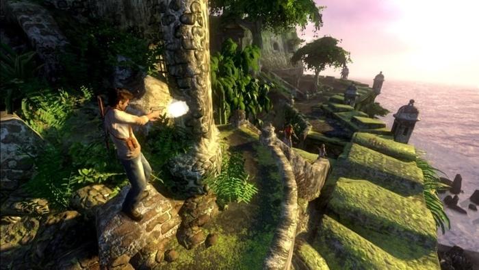 Grafika Uncharted 3