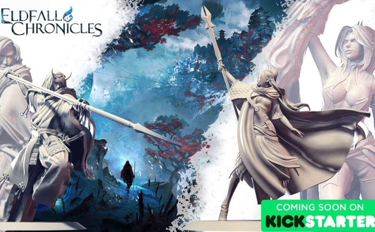"""""""Eldfall Chronicles"""" – zbiórka na Kickstarterze właśnie ruszyła!"""