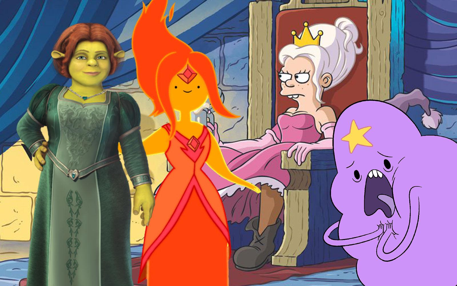 Królewny w fantastyce – redakcyjny przegląd najciekawszych bohaterek