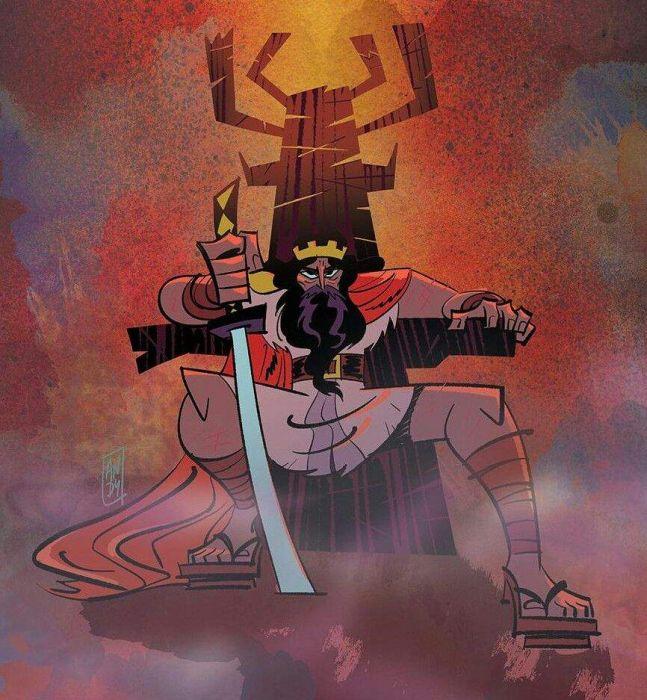 samurai-jack-komiks