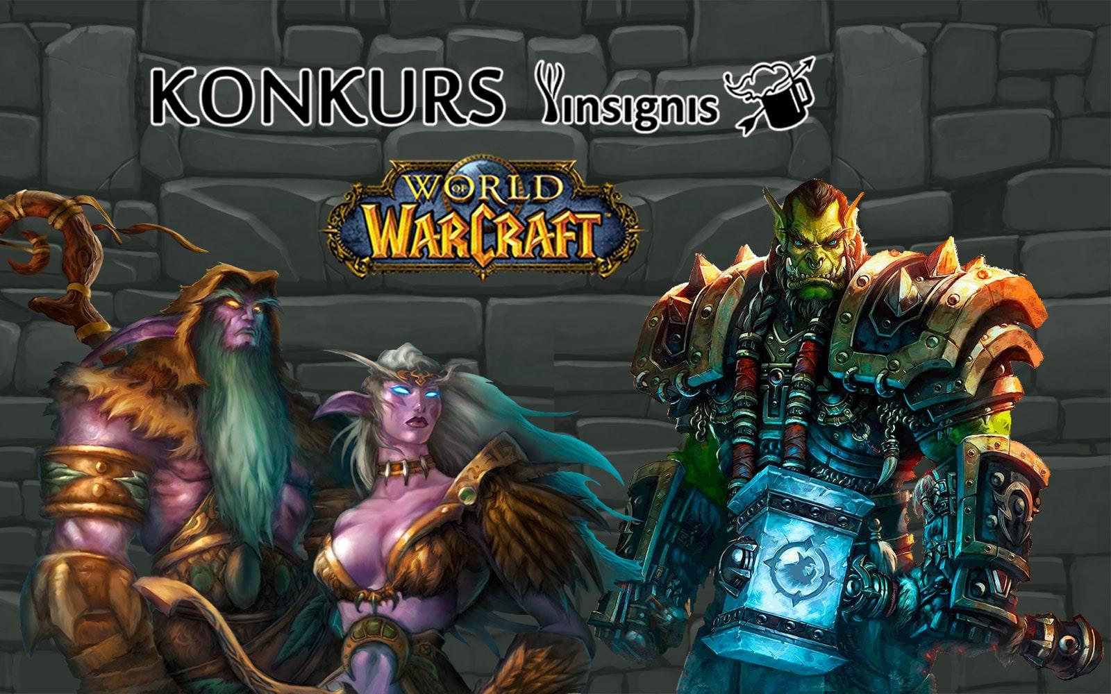"""Konkurs: wygraj pierwszy tom """"World of Warcraft: Podróż przez Azeroth"""""""
