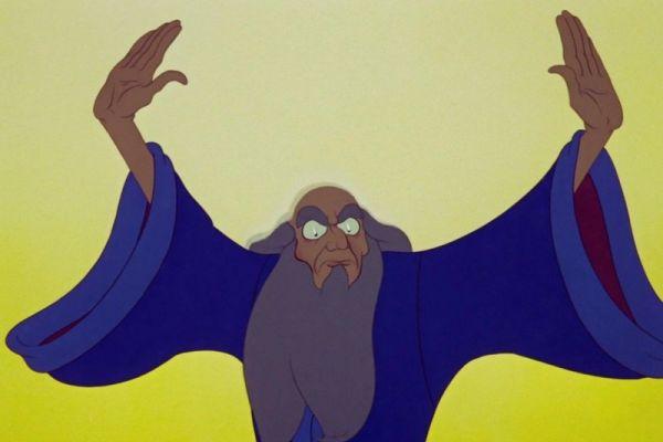 Czarnoksiężnik z Fantazji