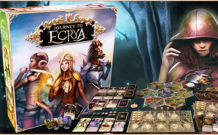 """Ostatnie dni kampanii """"Journey to Ecrya"""" na Kickstarterze!"""