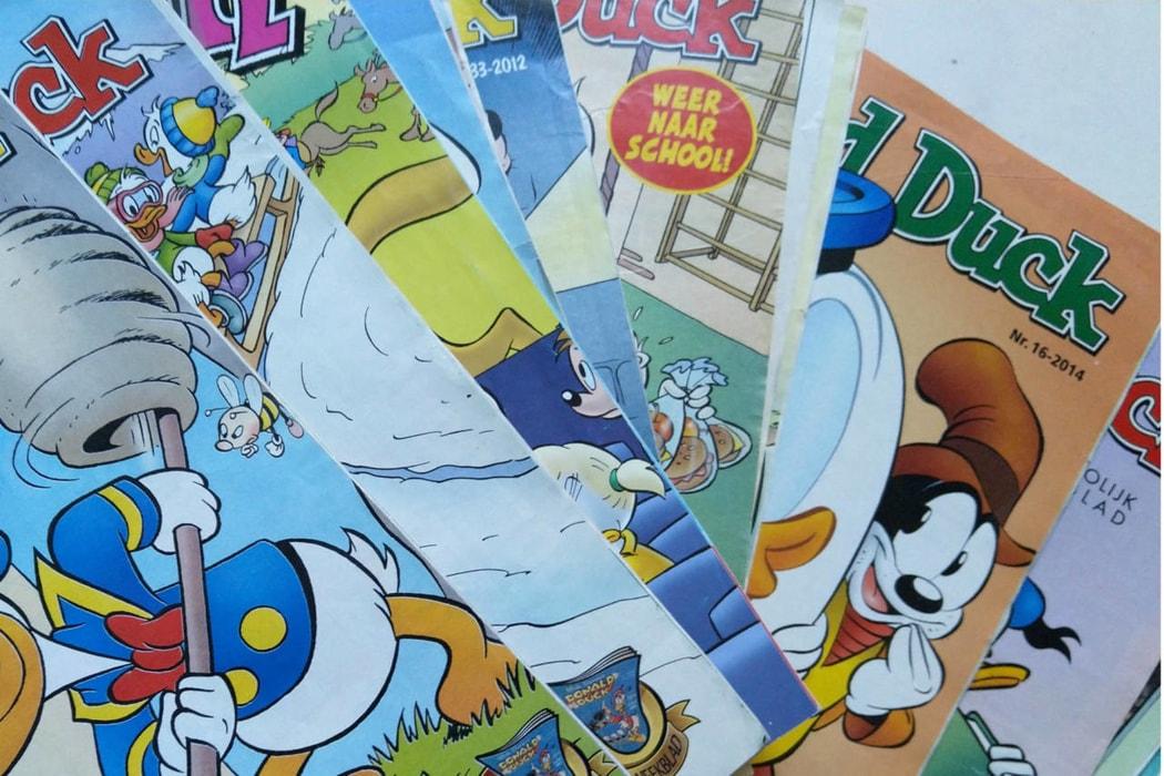Komiksy z Kaczorem Donaldem