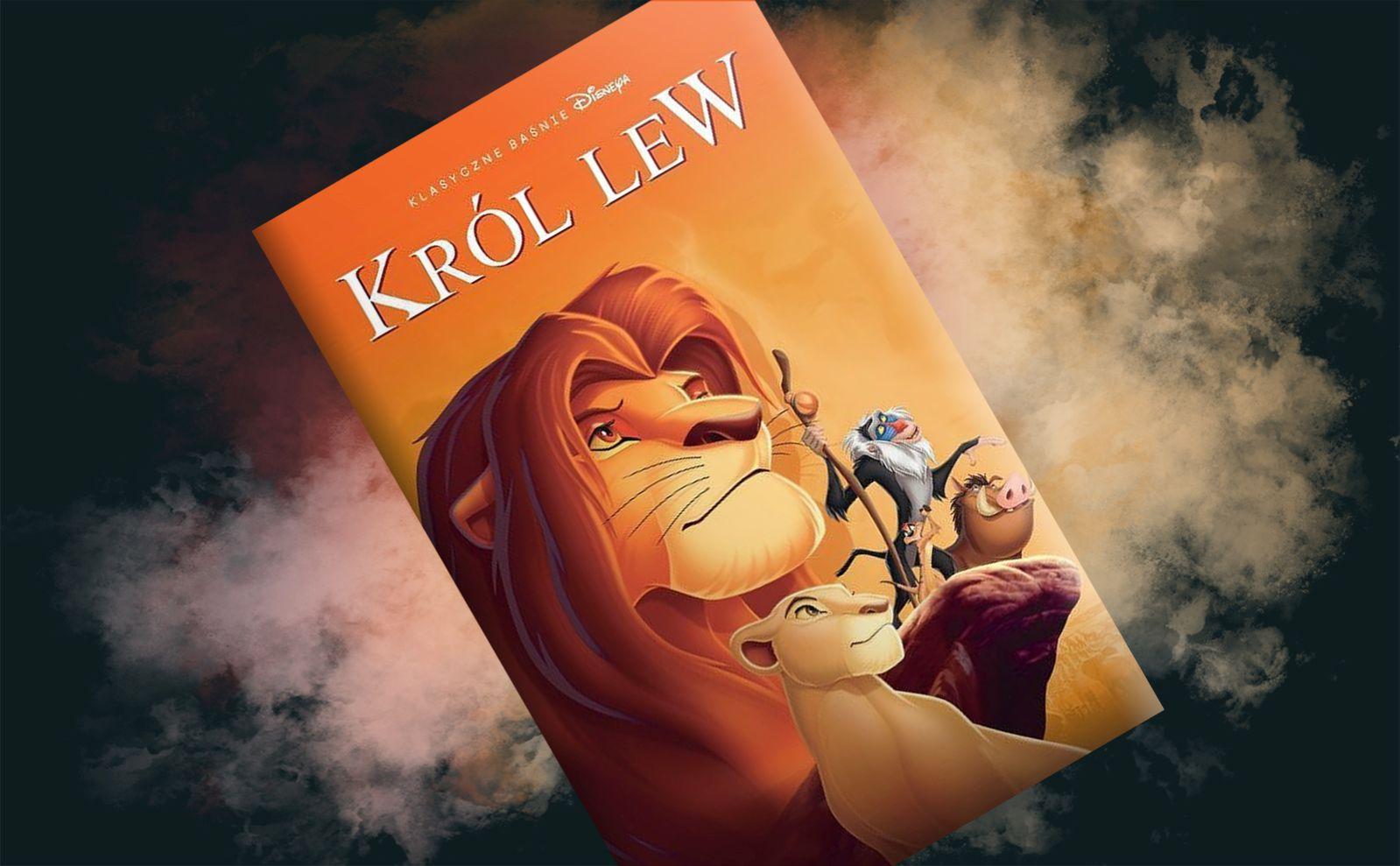 """Wielki krąg życia, vol. 2 – recenzja komiksu """"Król Lew"""""""