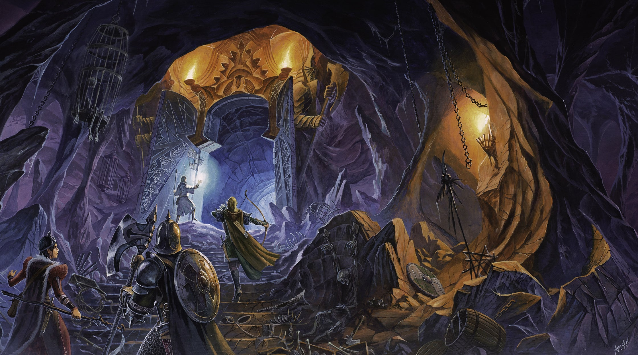 Never Ending Dungeon RPG
