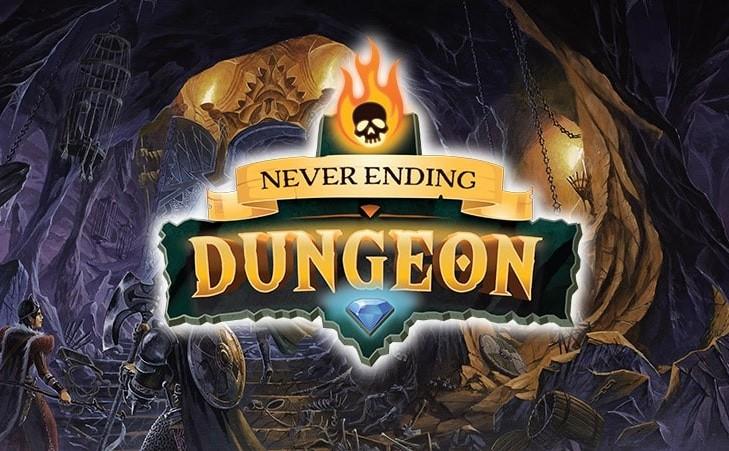"Już za równy tydzień ruszy zbiórka na ""Never Ending Dungeon"" na Kickstarterze"