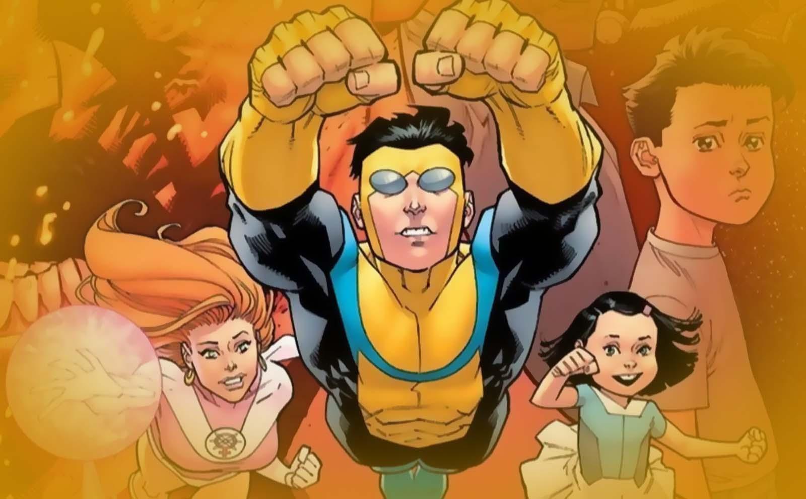 Krytyka statusu quo, czyli czemu Invincible nie jest superbohaterem?
