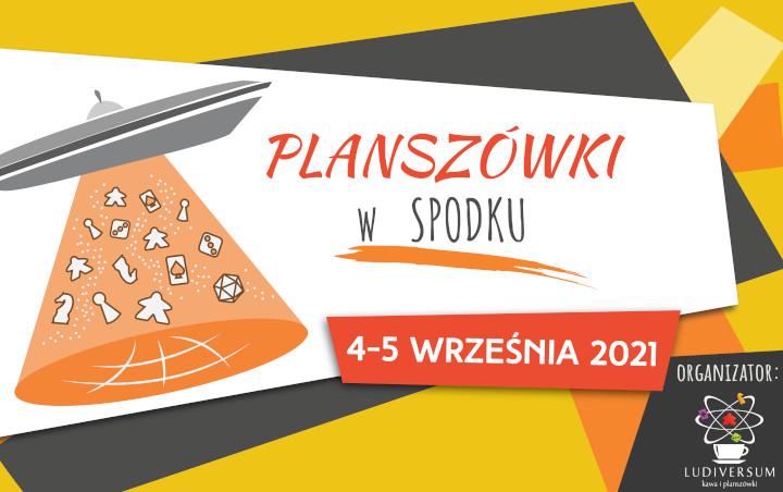 """""""Planszówki w Spodku"""" startują już 4 września!"""