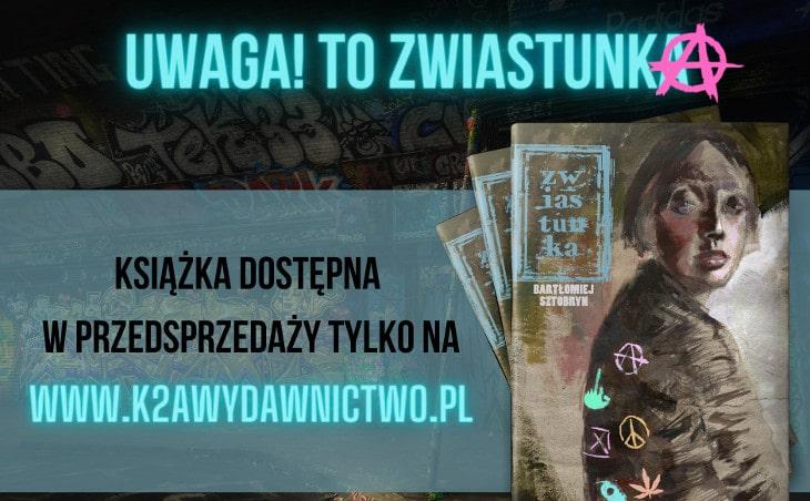 """""""Zwiastunka"""" Bartłomieja Sztobryna już dostępna w przedsprzedaży"""