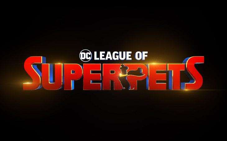 "DC FanDome – krótki teaser animacji ""DC League of Super-Pets"""