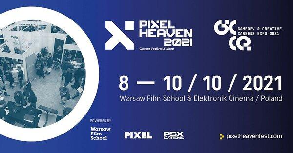 Pixel Heaven 2021 rozpoczyna się już dziś